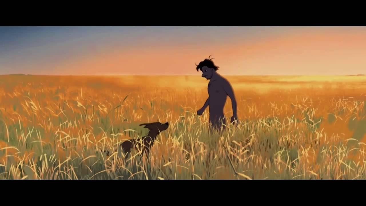 "Adam and Dog"" de Minkyu Lee (2011) - YouTube"