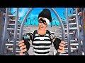 Escaping NEW MEGA PRISON in Fortnite! (Fortnite Prison Escape)