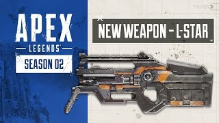 Apex Legends New Weapon - The L-STAR