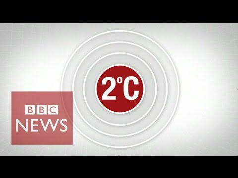 COP21: Why do two degrees matter? - BBC News