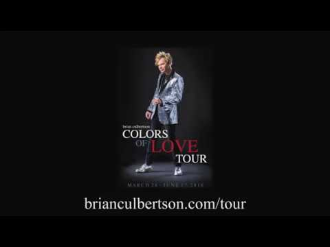 Brian Culbertson's Colors of Love Tour On Sale NOW