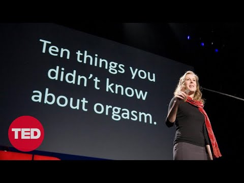 Ted talks sex secrets and love