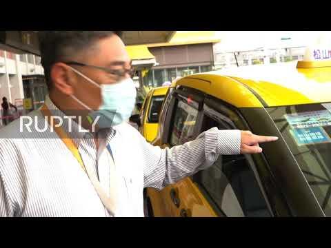 Taiwan: Taxi service