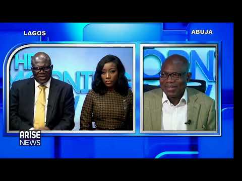 Public Affair analyst, Dan Kunle speaks on the political-economy with a special focus on energy