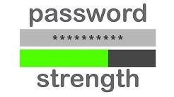 Javascript Password Checker