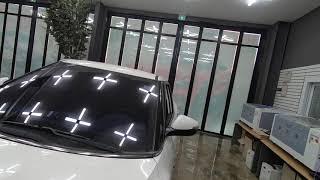 쌍용자동차 티볼리 차량에 순정 오토라이트, 레인센서를 …