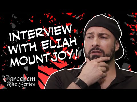 Video Interview with Eliah Mountjoy | Carcerem - The Series | Behind The Scenes
