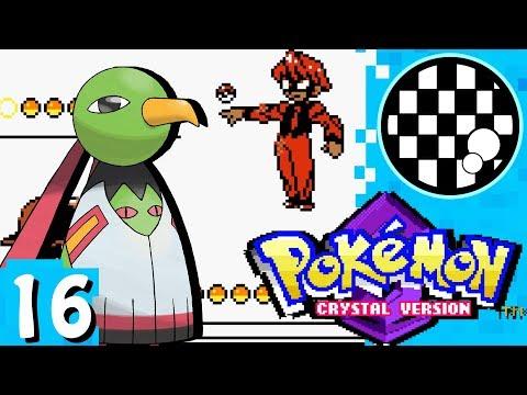 6 Smeargle Challenge: Pokemon Crystal | PART 16