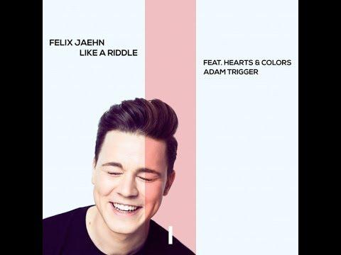 Felix Jaehn feat. Hearts & Colors, Adam Trigger - Like a riddle (Neuer Song) musik news