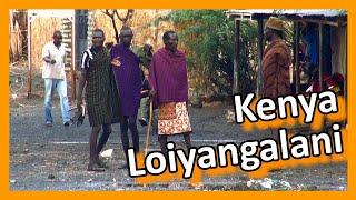 Kenya - Loiyangalani village, Turkana
