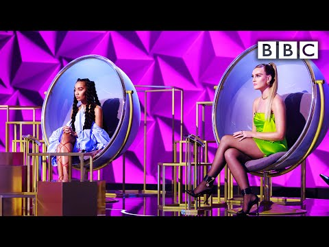 It's time to say goodbye in the Battle of the Bands @Little Mix The Search - BBC