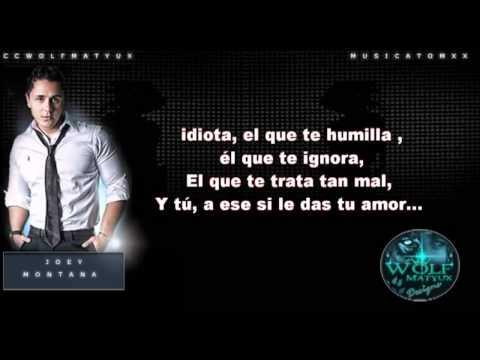 Tus Ojos No Me Ven remix – Joey Montana ft. Jowell y Randy  y Franco