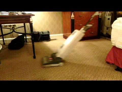 Klenco SEBO Dry Upright Vacuum Cleaner