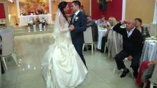 Свадьба Алексей и Мария Донецк 19 октября 2012 ролик  2