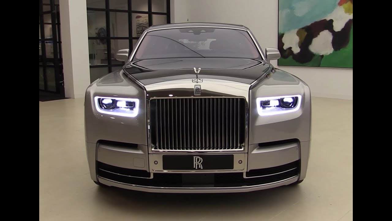 ROLLS ROYCE PHANTOM 8 2018 In Depth Review Review Interior Exterior
