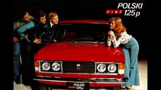 Prospekty Polskiego Fiata 125p / FSO 125p / FSO 1500