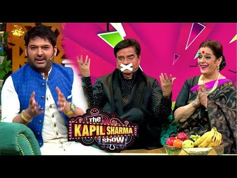 "The Kapil Sharma Show 2019 Full Episode | ""Shatrughan Sinha"" ""Poonam Sinha"" Love Story 