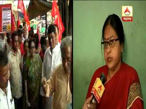 Rupa Bagchi, Kolkata North candidate, expressing her view on coming election