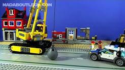 LEGO Police Traffic Light patrol