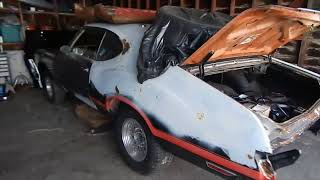 Front Core and Fender Install |1972 Oldsmobile Cutlass Project| Day 13