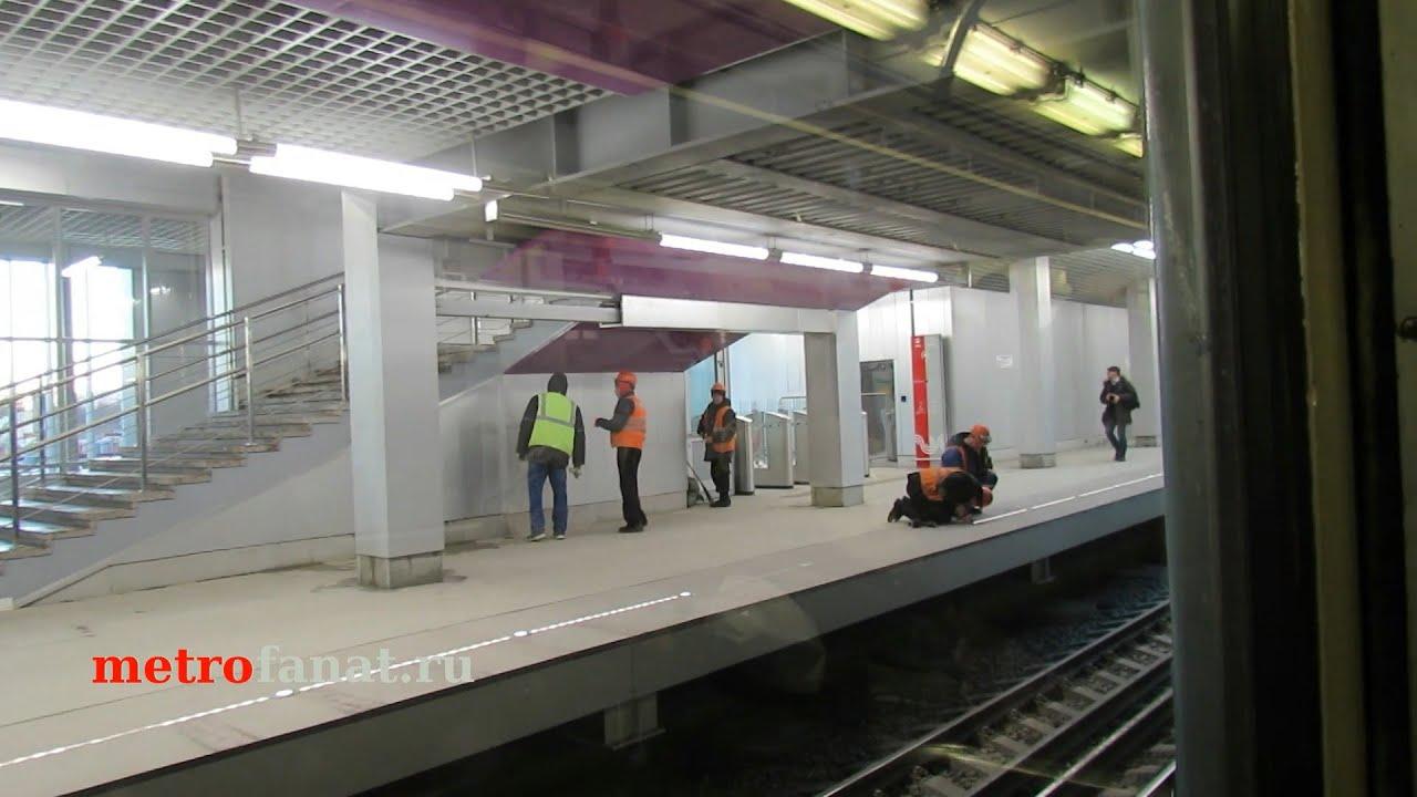метро технопарк фото