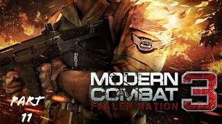 Modern combat 3 Android. [Part #11]