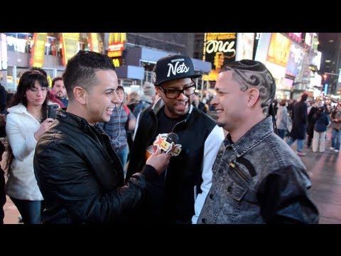 Jowell Y Randy Ft. 3Ball MTY - Bailalo A Lo Loco entrevista con El Juancho NYC X96.3 Univision Radio