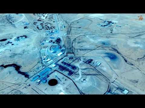 شاهد فيديو | البرمة أكبر الحقول النفطية بصحراء تطاوين جنوب تونس