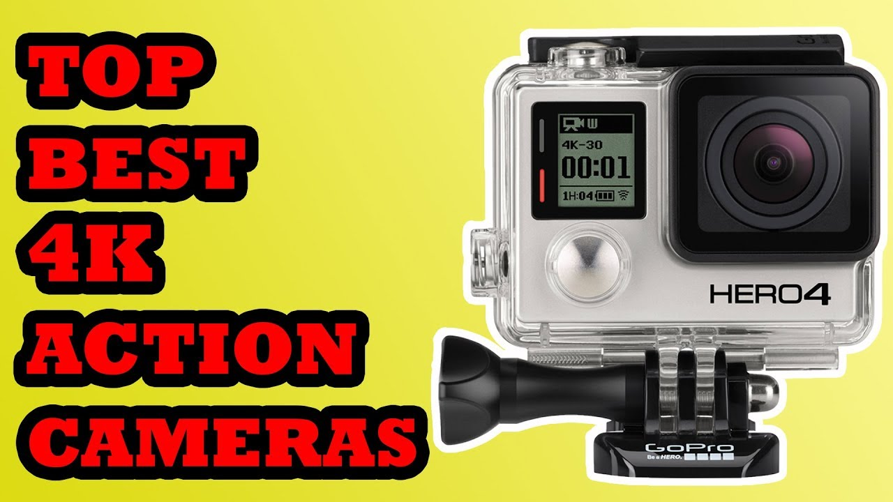 best 4k action cameras 2018 top 10 4k action cameras. Black Bedroom Furniture Sets. Home Design Ideas