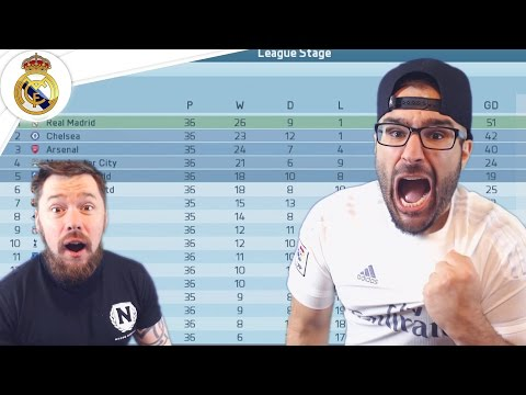 BIGGEST FAIL CAREER MODE EVER! Real Madrid FIFA 16 Career Mode #28