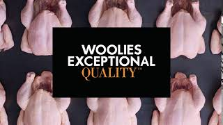 Woolies Exceptional Quality™, Low Prices, every day.