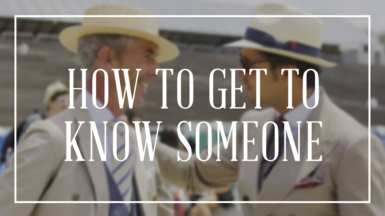 Getting To Know Someone: 53 Great Questions for