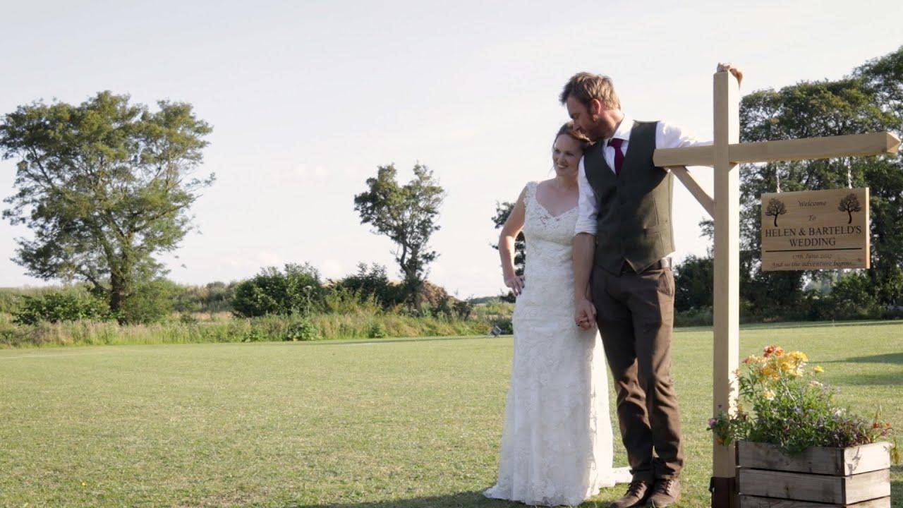 Woodland Wedding | Helen & Barteld