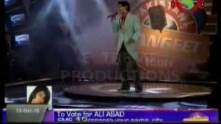Ali Asad Bakhuda Tum Hi Ho Pakistan Sangeet Icon 1 Episode 4