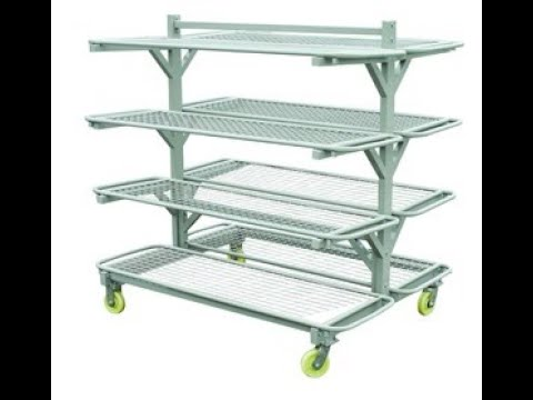 Fabric roll trolley manufacturer in Bangladesh