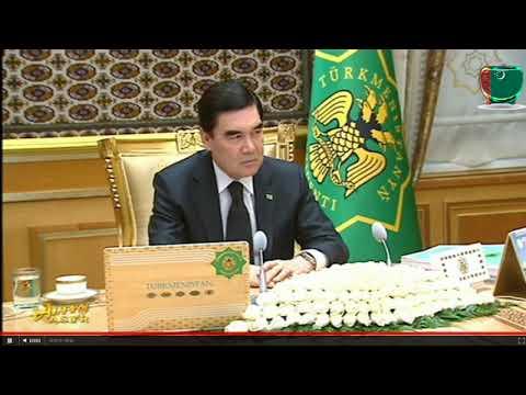Watan habarlary Türkmenistan (20/10/2017) mp4