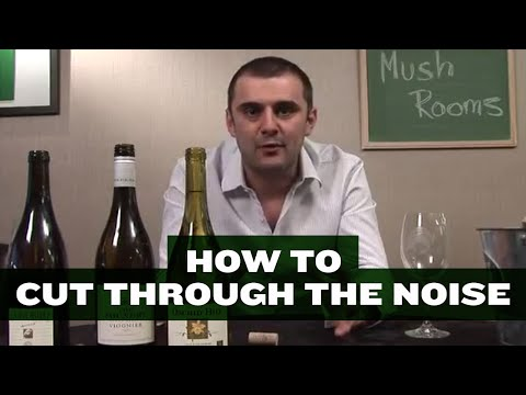 How Do You Cut Through The Noise [4/9/09]