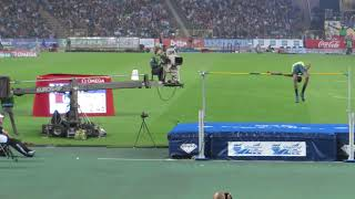 WORLD RECORD attempt 246 cm! Mutaz Barshim vs Bohdan Bondarenko 8' 0¾\
