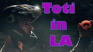 Toti in LA! | Orangatang Wheels