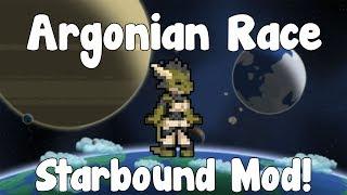 Argonian Race - Starbound Mod - BETA