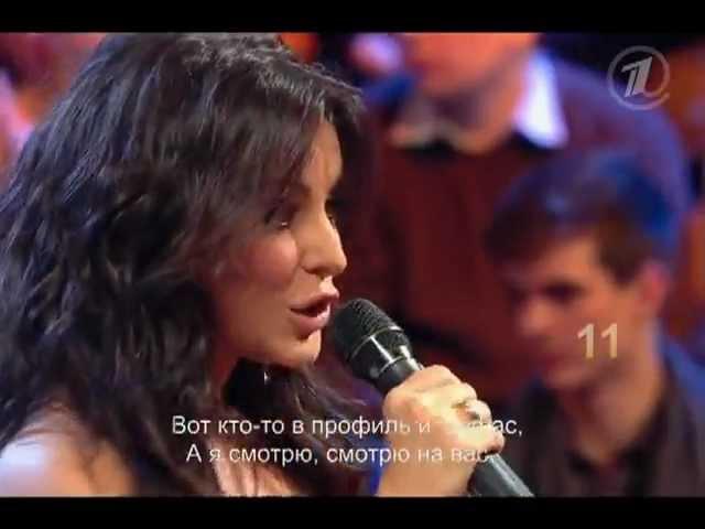 Смотреть видео Ани Лорак - Вернисаж (достояние республики )