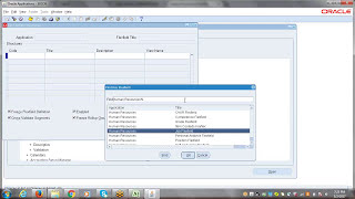 Oracle Financials Training | HRMS INV Setups | 120 Hours Classes