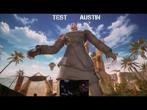 Glitch Gaming Center ~ Marvel Vs Capcom: Infinite ~ ZehnMasters - Aiadrik Vs Austin |
