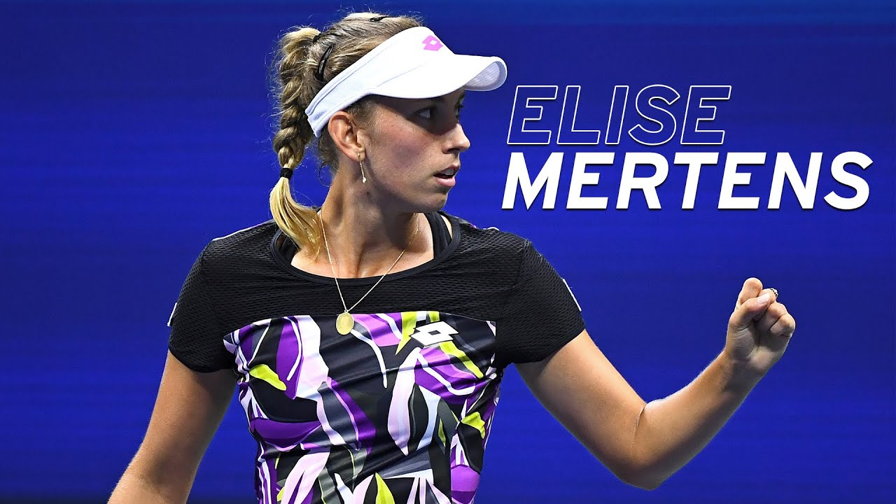 US Open 2019 In Review: Elise Mertens - YouTube