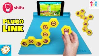 Shifu Plugo Link STEM Gameplay and Review - Learning for Kids