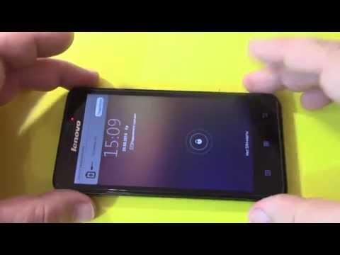 установка защитного стекла на смартфон