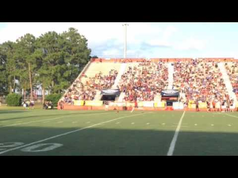 Video highlights from Air-It-Out QB competition at Manning camp