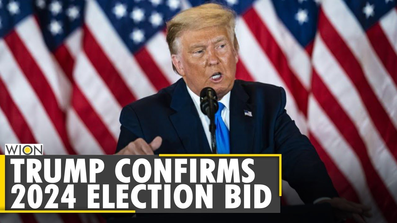Donald Trump accused Biden for giving away America to China   US   World News   English News   WION