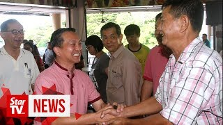 Jeck Seng says he will fulfill promises made to Tg Piai (FULL PC)