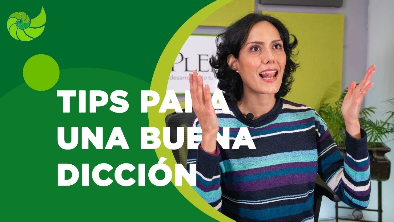 Tips para una buena dicción al cantar | VozPlena